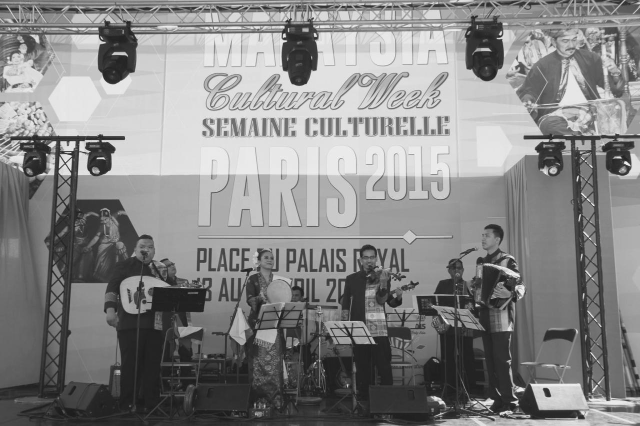Semaine de la culture malaisienne - Mai 2015 - Place du Palais Royal