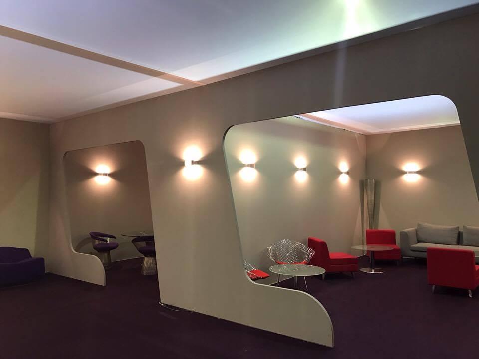 EURONAVAL 2016 Lounge VIP - Parc des expositions LE BOURGET