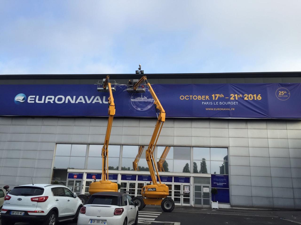 Euronaval 2014, 2016 et 2018