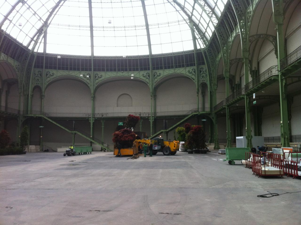 Galerie photo for Art du jardin grand palais