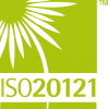 Iso 20121 logo purity 1